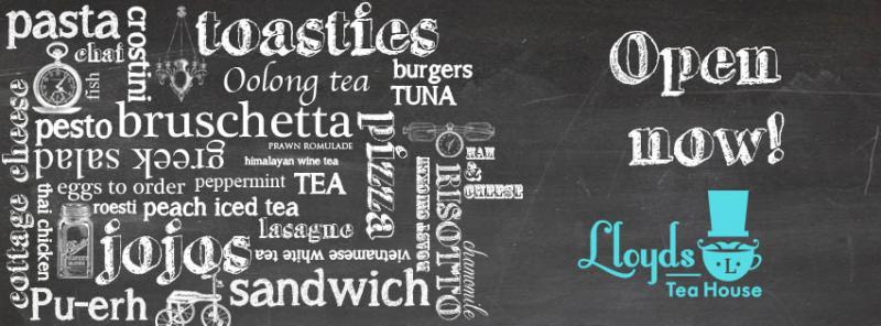 Lloyds Tea house-Tea, Coffee, Restaurant